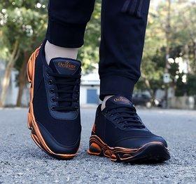 Origins Black Men  Boys, Walking,Running/Gym-wear Sports Shoes