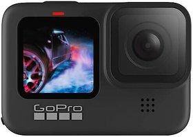 GoPro Hero9 Black 23.6 MP 5K Video Sports  Action Camera