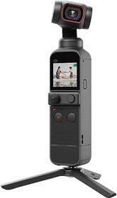 DJI Pocket 2 CP.OS.00000121.01 Creator Combo - 3 Axis Gimbal Stabilizer with 4K Camera