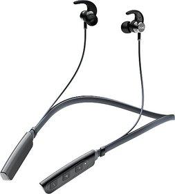 boAt Rockerz 235v2 Bluetooth Headset (Grey, In the Ear)