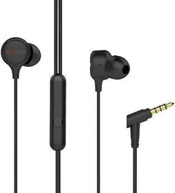 boAt Bassheads 103 In the Ear Black Wired Headset (Black)