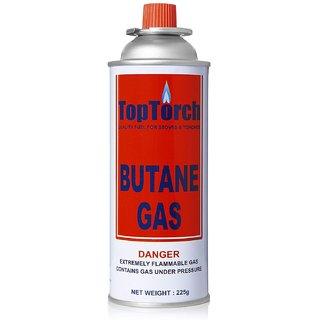Top Torch Butane can (1 Pc), 225g