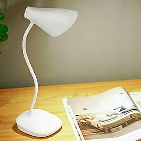 GmallAkari AK-7002B Touch Lamp, Table Table, Night Lamp, with USB Charging Support, 6 hrs Backup Battery Support
