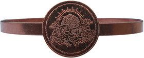 Sowra Kankanam Adjustable Copper Bangle Surya Narayana Bracelet