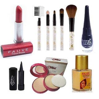 SWIPA Makeup kit combo SDL21004 pack of (6)