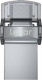Lexar 32GB JumpDrive Dual Drive D35c USB 3.0 Type-C