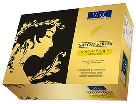 VLCC Professional Salon Series Gold Radiance Facial Kit