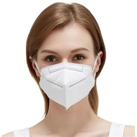 KN 95 MASK/RESPIRATOR EQUIVALENT TO N95 MASKS PACK OF 3 FOR PROTECTION AGAINST CORONA VIRUS/COVID19