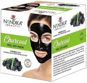 NANDIKA BEAUTY Charcoal Peel Off Mask 100ml