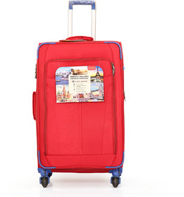 Polo Class Trolley Bag, 360 Roatating Wheels & number lock facility with Smart