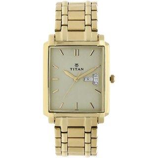 Titan  NH1506YM01 Regalia Analog Watch - For Men