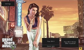 Grand Theft Auto V - PC (PC Game DVDs) (Gold Edition)  (Action, for PC)