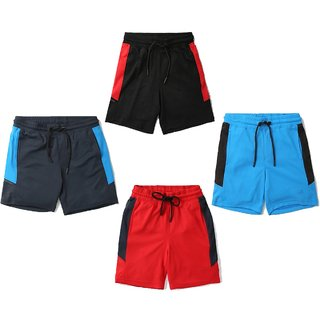 Kids  Boys shorts pack of 4