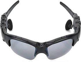 AVMART Wireless Bluetooth Headsets  (Glasses, Black)(ASPECSBTNLG-S004)