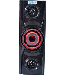 Barry John ROAR-GREY Portable  Wireless Speaker with AUX, USB, Bluetooth, FM  MMC 6W DC