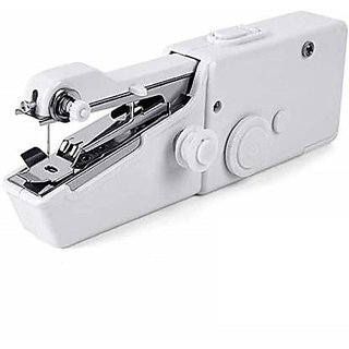 IQ TECH  Electric Mini Stitching Machine Hand Sewing Machine For Home Manual Sewing Machine
