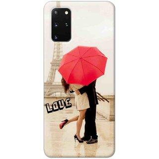 Digimate Latest Design High Quality Printed Designer Soft TPU Back Case Cover For Samsung Galaxy S20 Plus