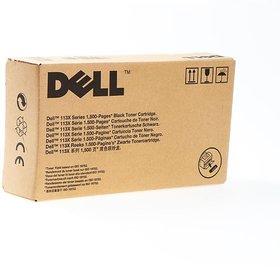 Dell 1130/1130n/1133/1135N Black Toner Cartridge- Pack Of 1