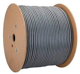 JAMUS 305 Meter CAT6 Cable Ethernet Network LAN UTP Cable (Compatible with COMPUTER, LAPTOPS, ROUTERS,ETHERNET SWITCH)