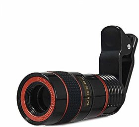 PREMIUM E COMMERCE Universal 2 in 1 Cell Phone Camera Lens