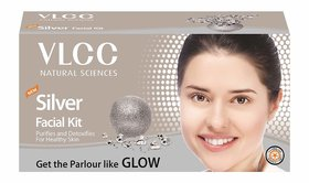 VLCC Single Silver Facial Kit