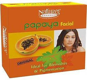 Natures Essence Papaya Facial Kit 400 Gms  (4 x 100 g)
