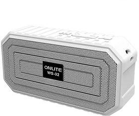 Onlite WS-32 Wireless Bluetooth Speaker With Super Deep Bass
