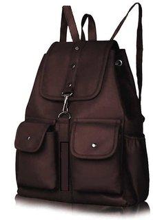 Latest Trendy 4 Pocket Backpack Used For Women  Girls Backpack School Bag Student Backpack Women Travel bag Tution Bag