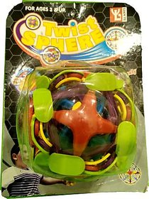 Zyka Online Services Twist Sphere Expanding Sphere Toy Ball