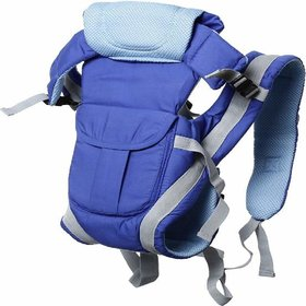 HERRYQEAL A Baby Carrier Adjustable Hands-Free 4 in 1 Baby Hip Carry Carrier Bag with Extra Head Support for 0-5 Years I
