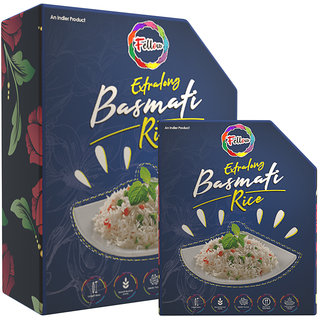 Fellow Extralong Basmati Rice pack of 1kg