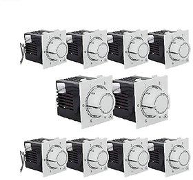 Fan regulator pack of 10 pcs