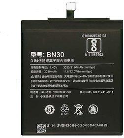 HATHOT Mobile Battery For Xiaomi Redmi Mi 4A /BN30 /3120 mAh
