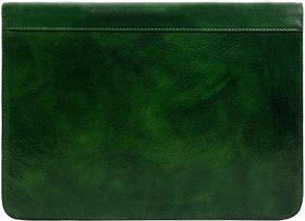 SIMRANN LEATHER Collection Business Padfolio/Executive Portfolio, Faux Leather,Document Organizer, writing pad