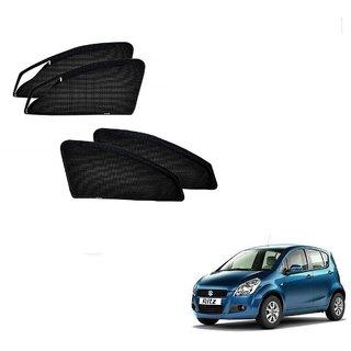 Kozdiko Zipper Magnetic Sun Shades Car Curtain For Maruti Suzuki Ritz