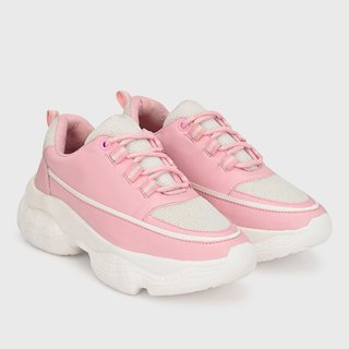 Reforce Women's White Rubber Casual shoes
