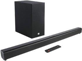 JBL SB160 220 W Bluetooth Soundbar (Black, 2.1 Channel)