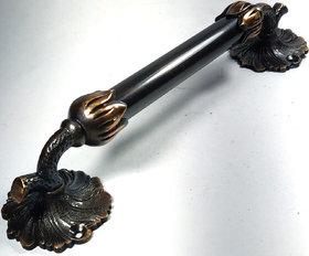Home Decor Antique Brass Brown Copper Door Handle Size260 mm