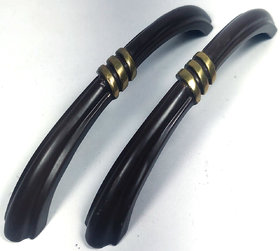 Home Decor Brass Brown (Powder Coated) Cabinet Handle Size150 mm(Pack of 2 Piece)