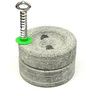 Tredy Foods - Grinding Stone For Grains / Ragi Kal (6 Inch)