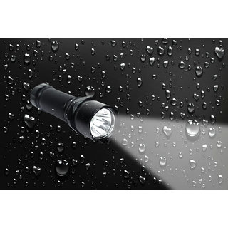 Martand 3 Effect Water-resistant Emergency LED Torch Light USB Charge LED Torch 01NO Mini Torch