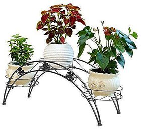 OKASHA MS GAMLA STAND, PLANT STAND, POT STAND INDOORS, OUTDOORS ( WITHOUT POTS )
