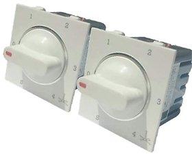 Fan regulator pack of 2 pcs