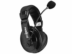 Frontech HF 0750 Over Ear Wired With Mic