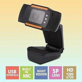 Frontech FT-2255 5 MP Webcam