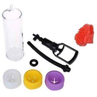 Acupressure Original Imported Vacuum Cupping Male ling Developer Pump / Orgain developer