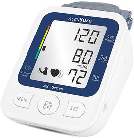Accusure AS Automatic Digital Blood Presser Monitor