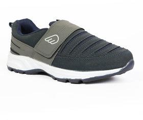 Jaisco Men's Sport Navy Grey Running Shoes Sneakers For Men