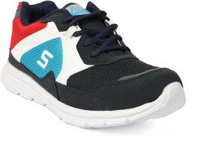 Jaisco Men's Sport Nevy White Running Shoes Sneakers For Men
