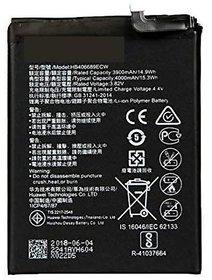 HATHOT Mobile Battery For Huawei Y7 Prime/ Y9 / Enjoy 7 / Enjoy 7 Plus/TRT-L53 TRT-L21A TRT-AL00-4000 mAh